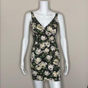 Floral Bebe dress - XXS